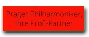 Prager Philharmoniker, Ihre Profi-Partner