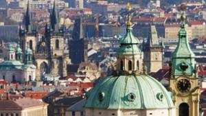 Prag, die hunderttürmige Stadt