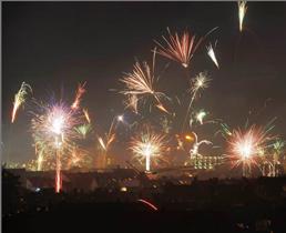 Vivat Neujahr!